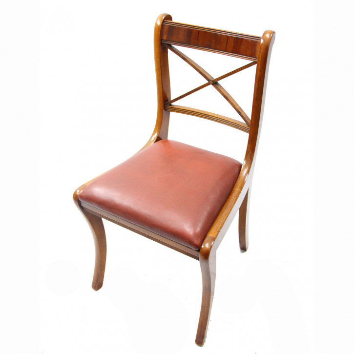 Single Chair - Regency Style
