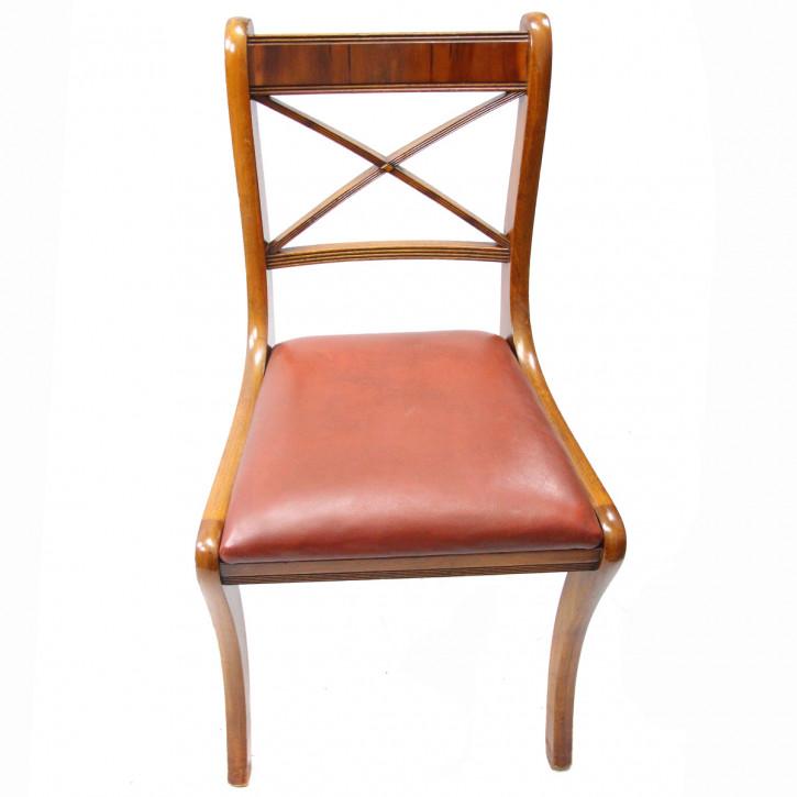 Single Chair - Regency Style