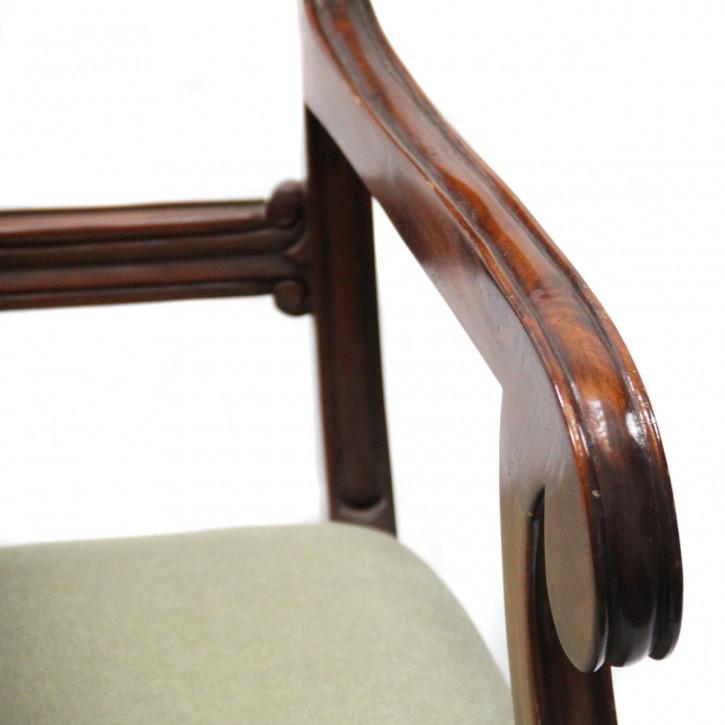 Armchair - Victorian Style