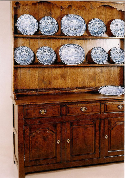 Rack shown on IT3 Dresser  Oberteil
