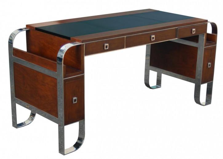 Schreibtisch Inox
