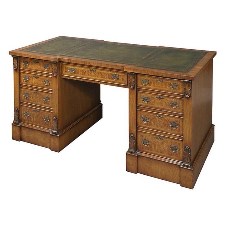 Pedestal Schreibtisch