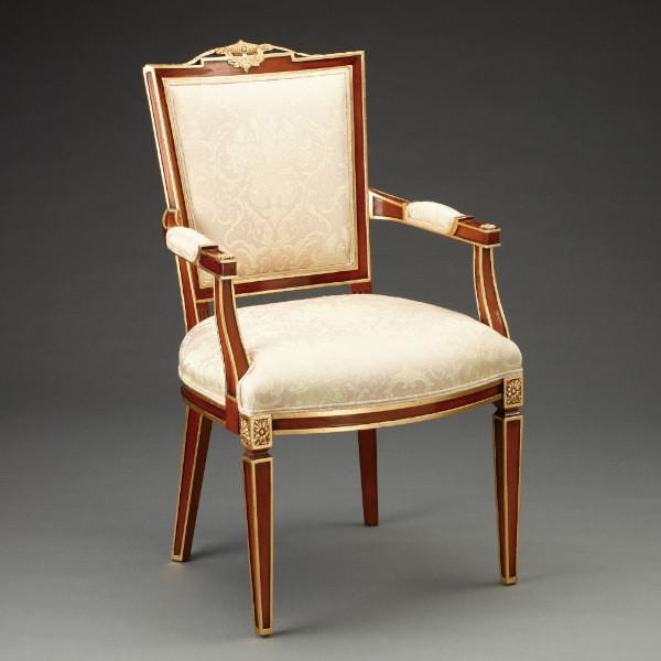 Maitre Armlehnen Stuhl