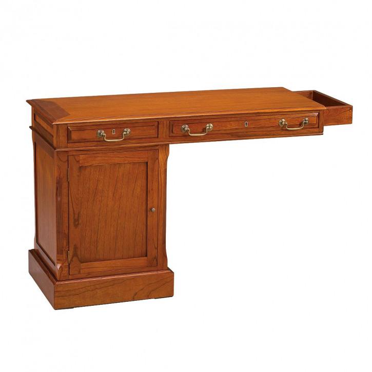 Computer Tisch Bürotisch Bürosystem aus Holz mit Schubladen