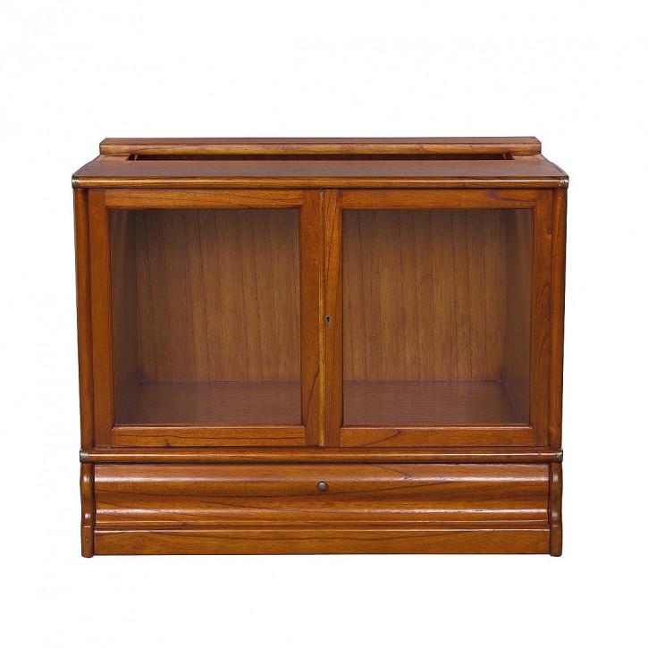 Bücherschrank Bücherregal Bürosystem Atlas aus Holz