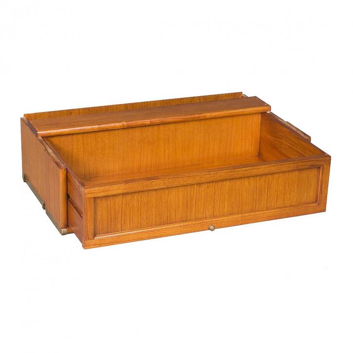 Bücherregal Bücheraufbewahrung aus Holz Bürosystem, Drawer Size 195 cm