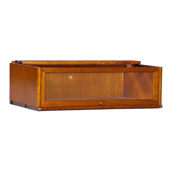 Bücherschrank Schublade Zubehör Bürosystem aus Holz 24 cm