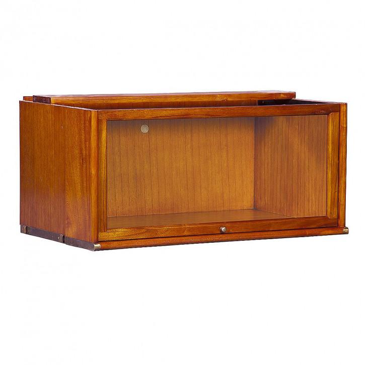 Bücherschrank Bürozubehör Bücherregal aus Holz 37,5 cm