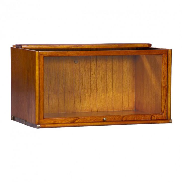 Bücherschrank Tür Bürosystem Zubehör aus Holz 42 cm