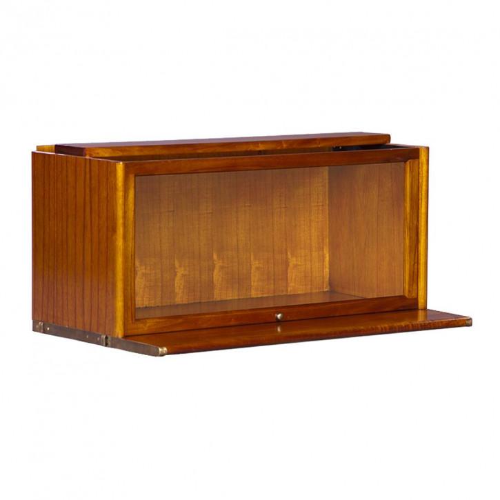 Bücherschrank Bücherregal Bürosystem aus Holz mit einer Aufbewahrung
