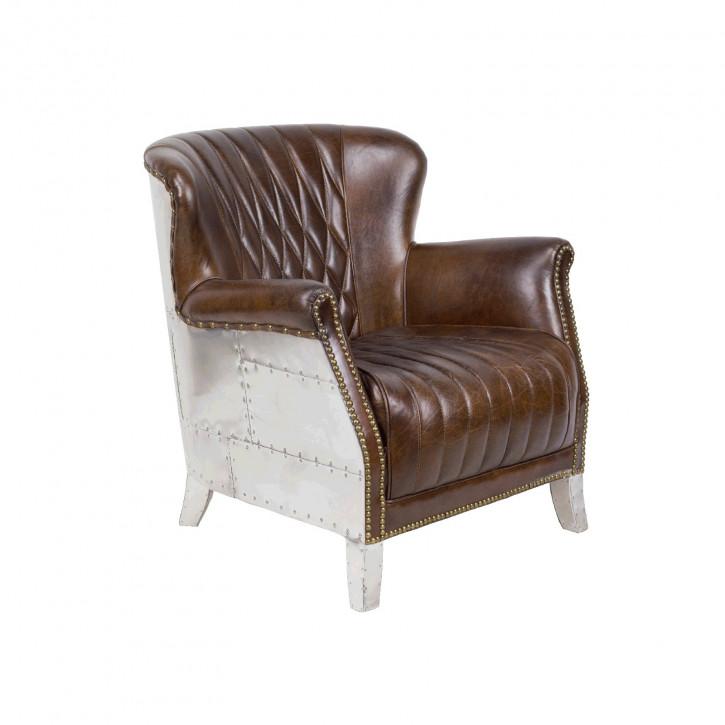 """Französischer Sessel """"Bergère Aéro"""""""