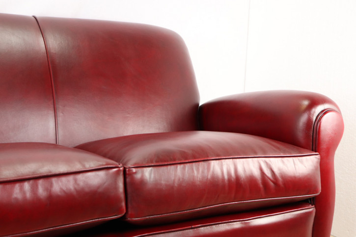 """""""Orlando"""" Clubsofa 3-Sitzer in Classic Rouge Sofort Lieferbar"""