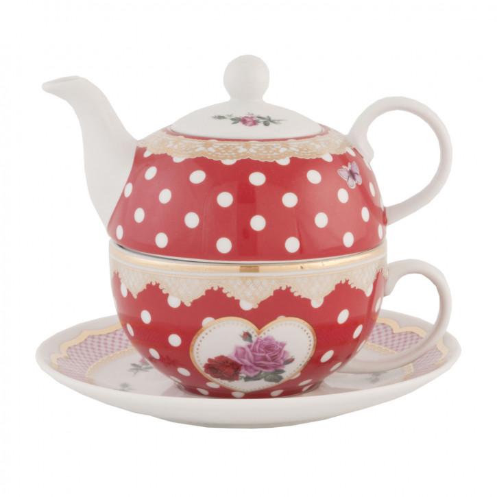 Tee für einen 16x16x14 cm / 0,4L