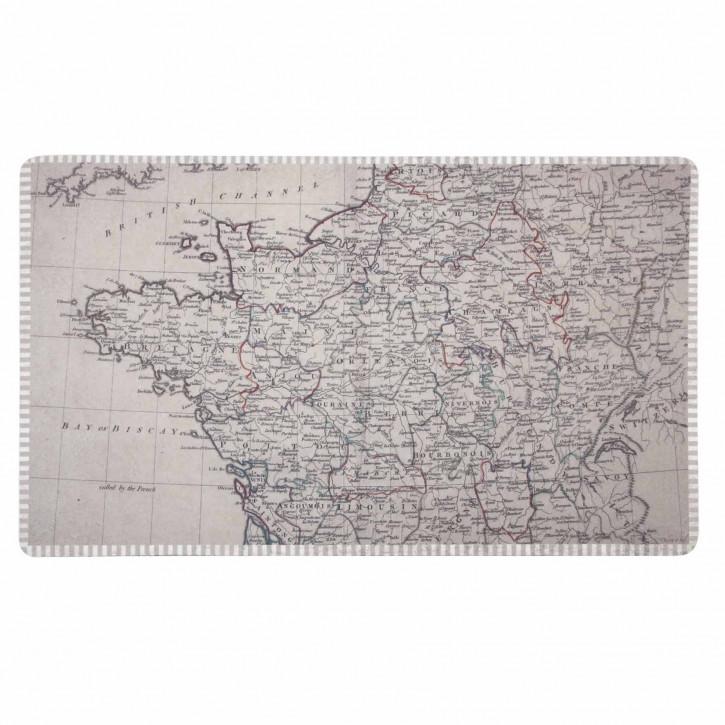 "Fußmatte ""Map"" 74*44cm"