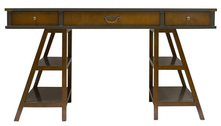 Schreibtisch - Navigators Desk, Grau