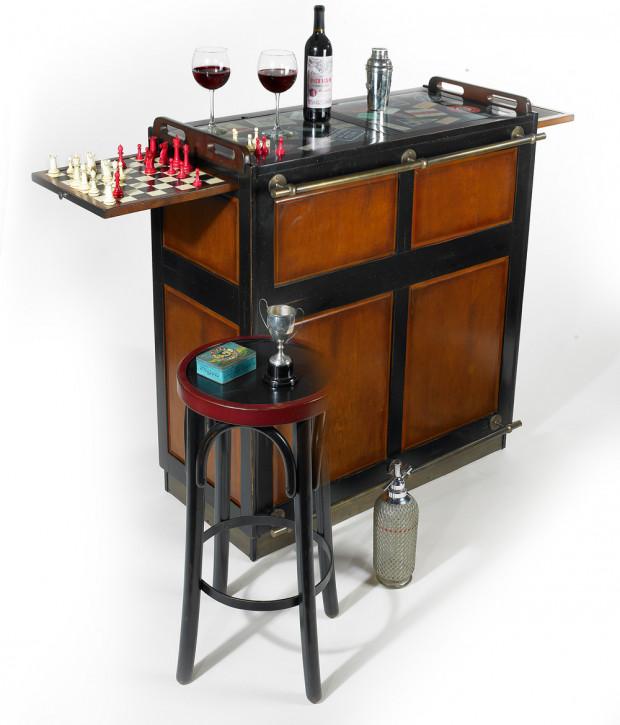 Casablanca Bar - schwarz