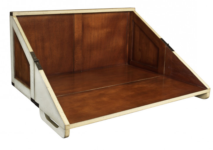 Modul - Schreibtisch, elfenbein