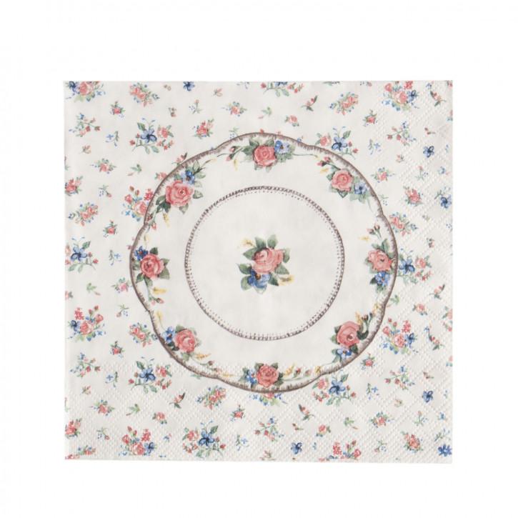 20 Papierservietten 33 x 33 cm My Favourite Dish