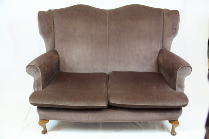 Queen Anne sofa England Antik