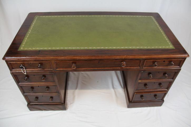 Schreibtisch  mahagoni england 1860 Original