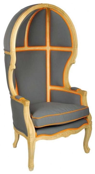"""Französischer Armlehnstuhl Armchair """"Carosse"""""""