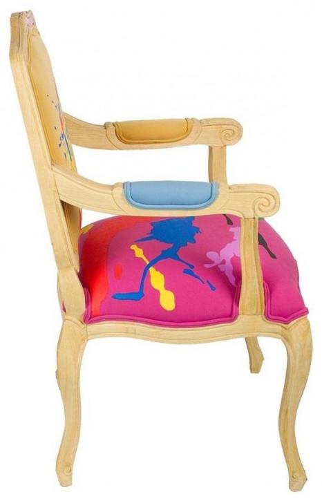 """Französischer Armlehnstuhl Armchair """"Cabriolet Splash II"""""""
