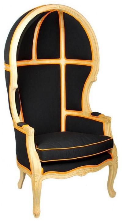 """Französischer Armlehnstuhl Armchair """"Carosse II"""""""