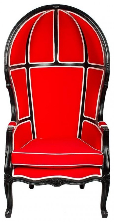 """Französischer Armlehnstuhl Armchair """"Carosse Splash II"""""""
