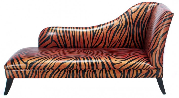 "Chesterfield Chaise Longue ""Modern"""