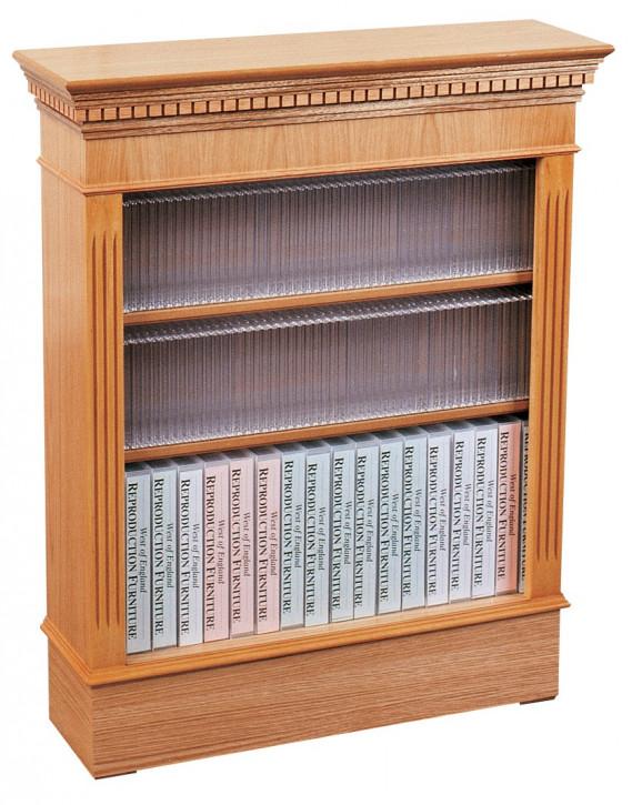 Kleines Bücher/CD/DVD Regal