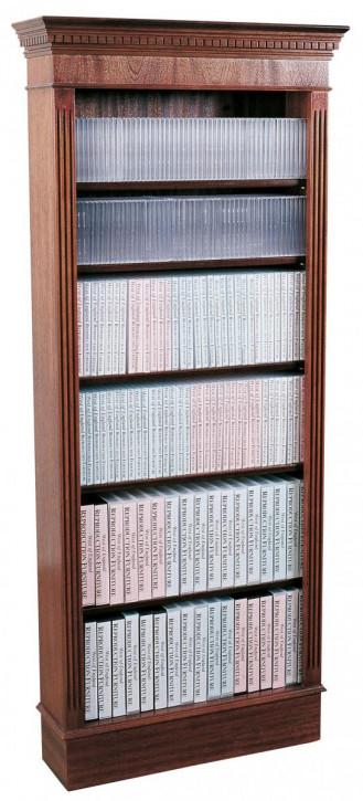 Hohes Regal für Bücher/DVD/CD