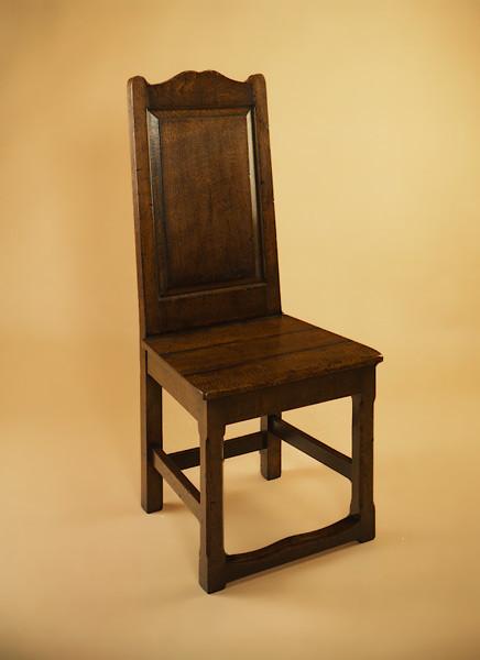 Solid Greavener Chair - Side