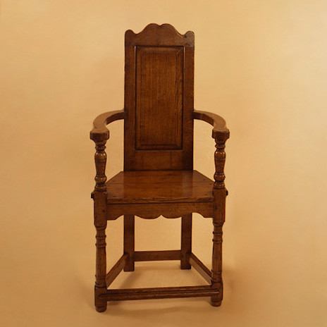 Caqueteuse Chair - Arm