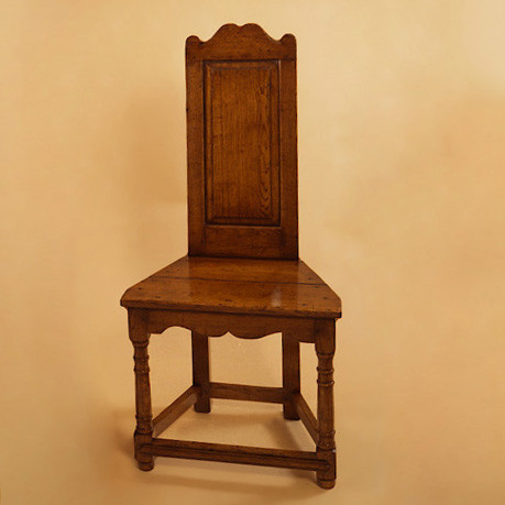 Caqueteuse Chair - Side