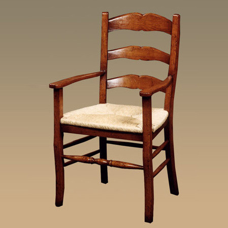 French Country Chair - Arm