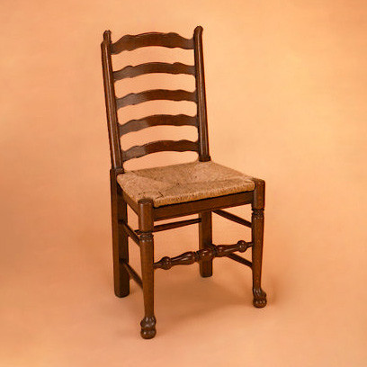 Ladder Back Chair - Side