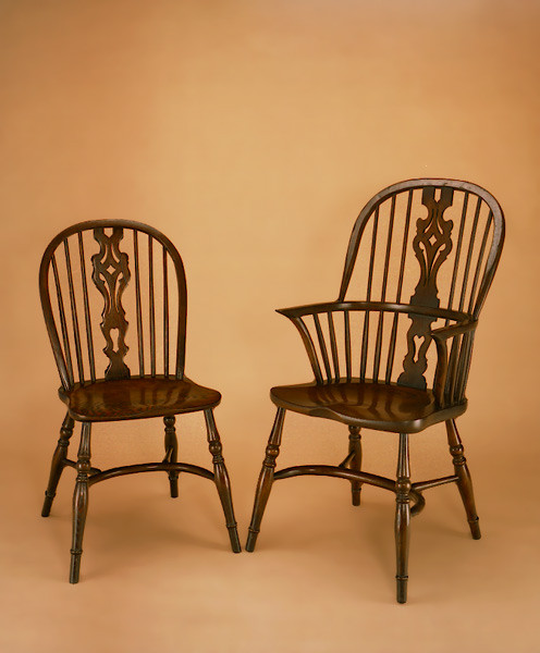 Windsor Chair - Side