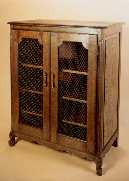 French Style Cabinet-With Grilles