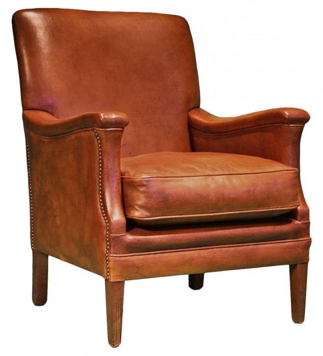 Gammons Classic Chair Handpatiniert