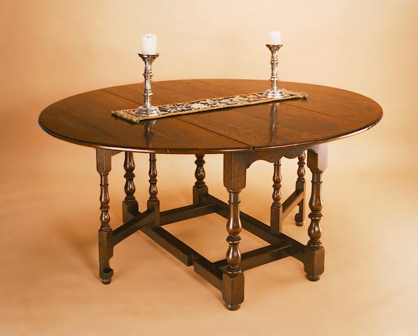 Joined Single Gateleg Table