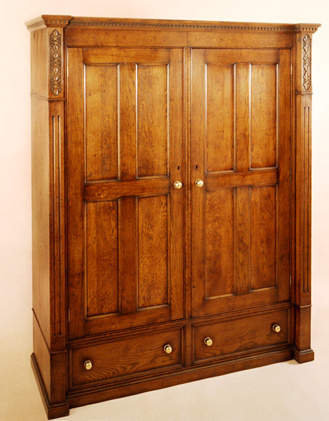 Wardrobe - Two Door - 8 Panel