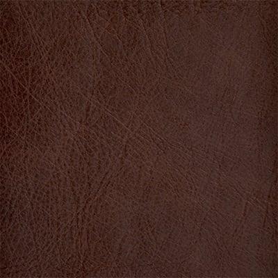 Lederprobe Old English Red-Brown