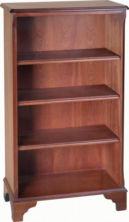 Offener Bücherschrank mit drei Regalböden