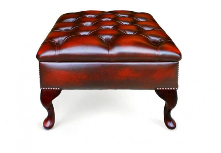 """Rectangle"" Chesterfield Hocker"
