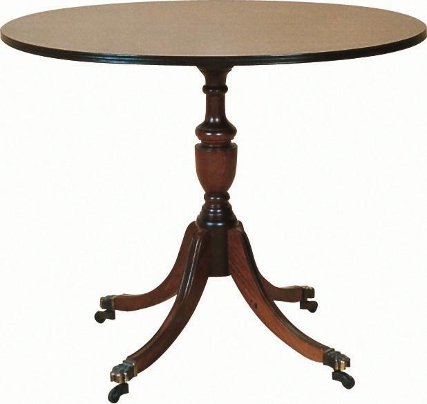 """""""Oval Inlaid Wine Table"""" kleiner Weintisch"""
