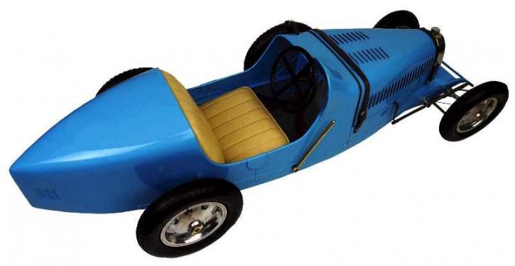 1930er Baby Bugatti, blau