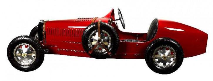 1930er Baby Bugatti, rot