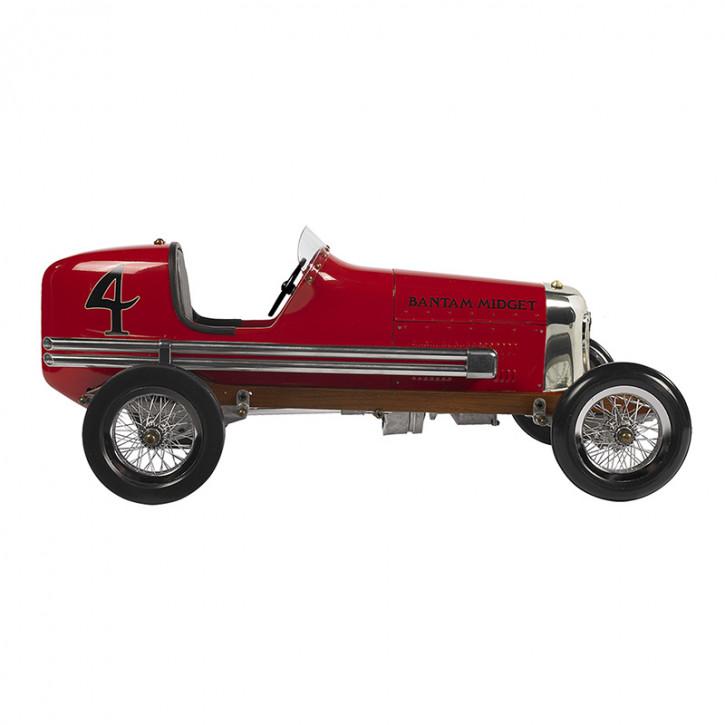 Modellauto - Bantam Midget, Red 10 Zoll