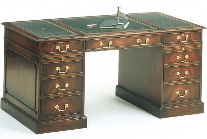 Bevan Funnell Schreibtisch Desk aus Mahagoniholz