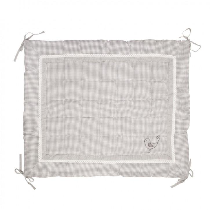 Krabbeldecke Kuscheldecke Quilt Decke 85 x 105 cm